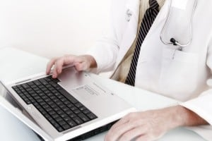 Doctor Using Search Engines