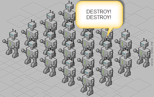 SEO Robot Army