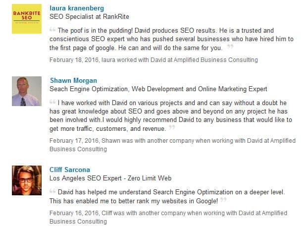 Dallas SEO Geek testimonials 4