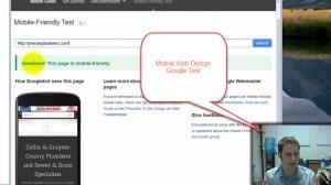 Mobile Web Design for SEO