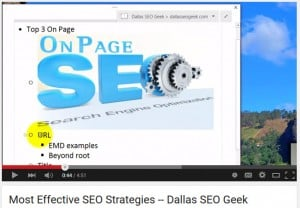 Most Effective SEO Tactics