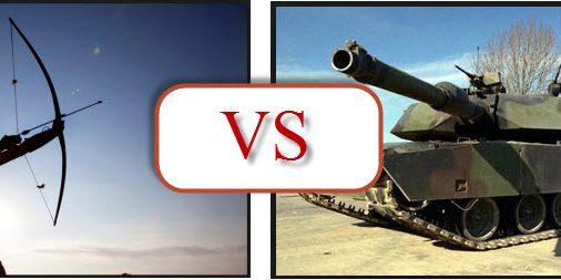 Archer vs Tank SEO analogy