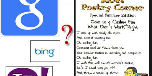 Ode to Google and Search Engines